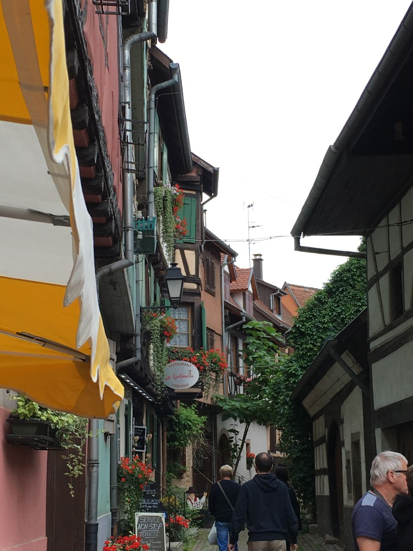 A slice of Eguisheim